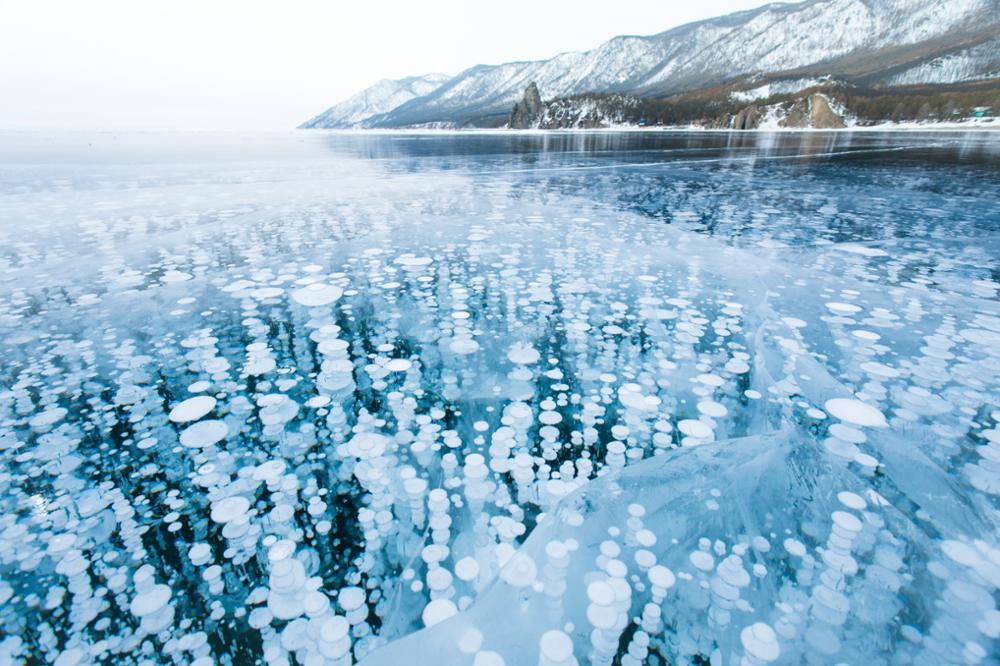 Visiter le lac Baïkal : été vs hiver ?