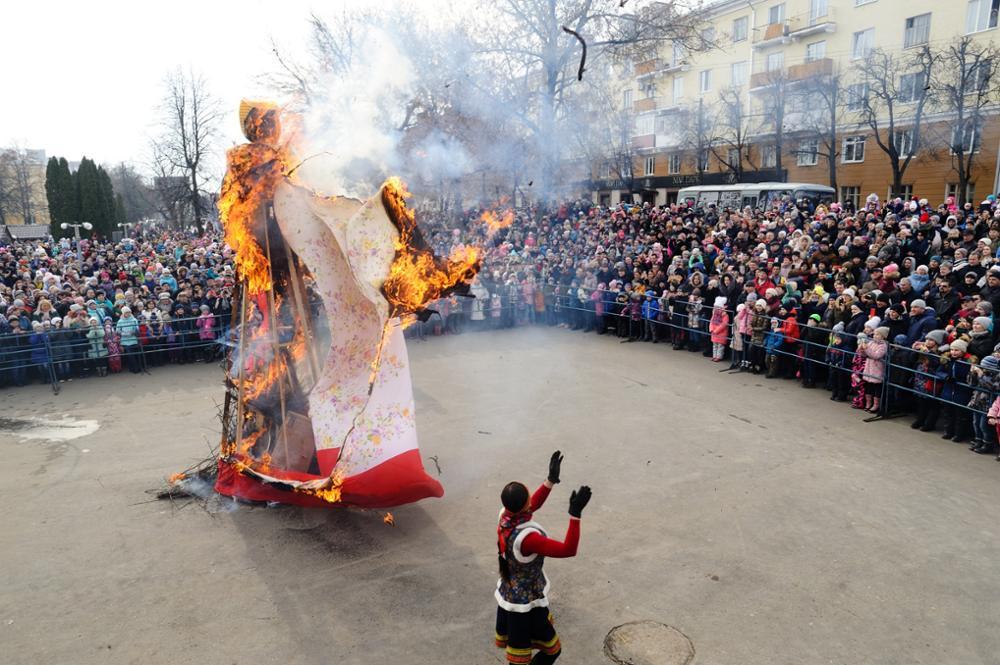 Focus sur la Maslénitsa, une fête russe à ne pas manquer
