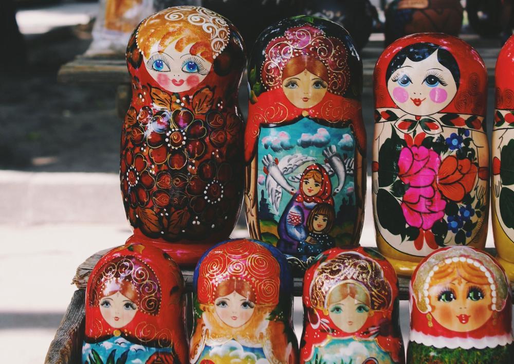 Les souvenirs à rapporter d'un séjour en Russie